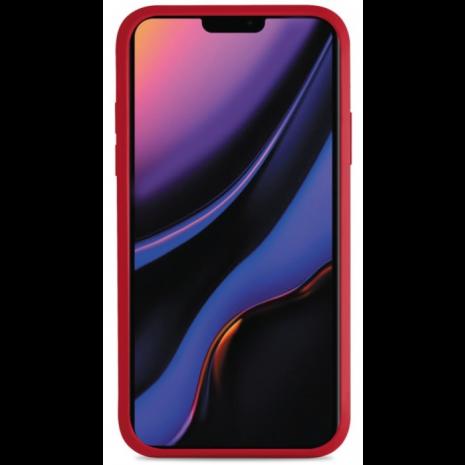 Puro Icon Apple iPhone 11 Pro Max Silikone Cover, Rød-3