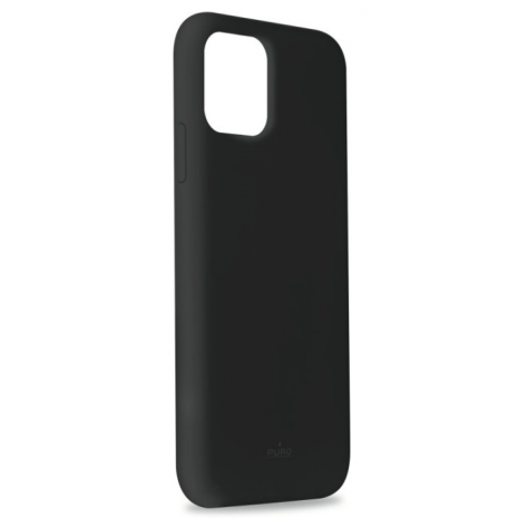Puro Icon Apple iPhone 11 Pro Max Silikone Cover, Sort-2