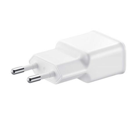 Samsung EP-TA50EWE 1Amp Oplader Med MicroUSB Kabel, Hvid-4