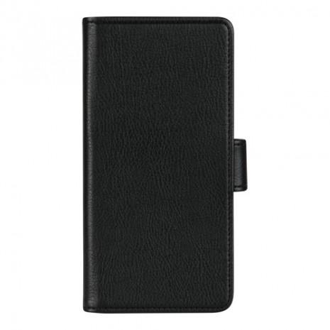 Samsung Galaxy S10, PU wallet 3 kort, sort-1