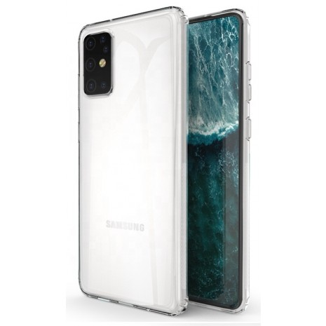 Gennemsigtigt Cover Til Samsung Galaxy S20 Ultra, Ultra Thin Silikone