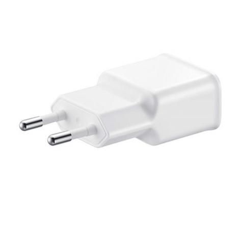 Samsung oplader med USB-C ladekabel EP-TA50EWE, Hvid-4