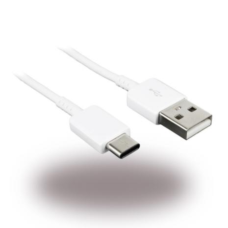 Samsung USB-C data- og ladekabel 1,5 Meter, Hvid-3
