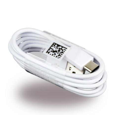Samsung USB-C data- og ladekabel 1,5 Meter, Hvid-4