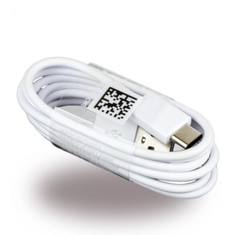 Samsung USB Type-C opladerkabel EP-DN930CWE 120 cm hvid-3