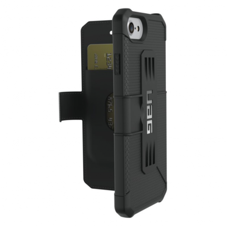 UAG Apple iPhone 6/6S/7/8 Metropolis Wallet Cover Sort-6