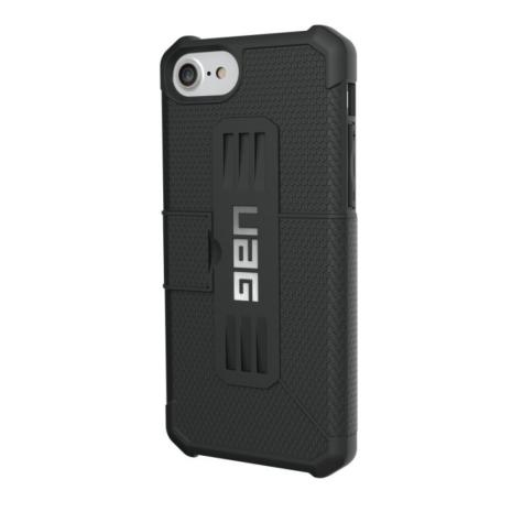UAG Apple iPhone 6/6S/7/8 Metropolis Wallet Cover Sort-2
