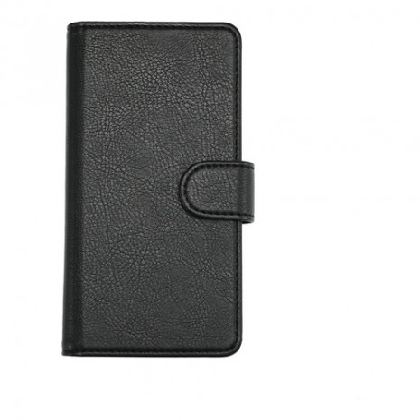 "Universal 5,8"", PU Wallet, 3 Cards, Black-1"