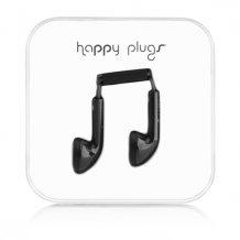 HappyPlugs In-Ear Headset Sort