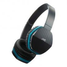 HA-SBT5-A On-Ear hovedtelefoner, Bluetooth, sort/blå