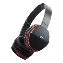 HA-SBT5-R On-Ear hovedtelefoner, Bluetooth, sort/rød