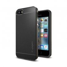 Spigen Neo Hybrid til iPhone 5/5S/SE Sort