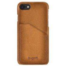 Bugatti Londra cover til iPhone 7 Brun med lomme