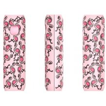 FLAVR Power Bank Flamingos colourful