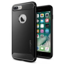 "Spigen Rugged Armor til iPhone 7 Plus (5.5"") Sort"