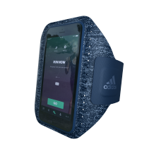 Adidas Sport Armbånd til iPhone 6S/7/8 Blå (Mørk)