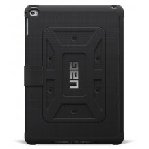 Cover til iPad Air 2, Urban Armor Gear Scout Folio Case Sort