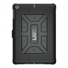 iPad 2017 UAG Metropolis Case Black/Black