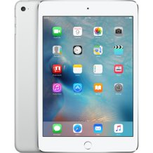 Apple iPad mini 4 Wi-Fi + Cellular 128 GB Sølv