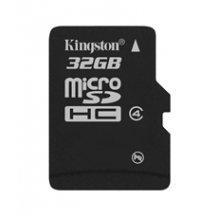 Kingston 32GB microSDHC Class 4 SP