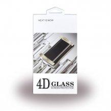 Cyoo - 4D - Tempered Glass Screen Protector - Samsung G955F Galaxy S8 Plus - Black