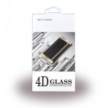 Cyoo - 4D - Tempered Glass Screen Protector - Samsung G950F Galaxy S8 - White