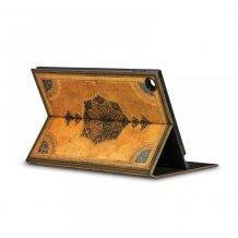 eXchange brun & blå cover iPad Air