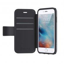 Griffin Survivor Wallet cover til iPhone 7/6S/6 sort