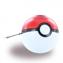Pokemon Go Powerbank 12,000mAh Rød / Hvid