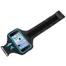 Griffin Adidas Sport Armbånd til iPhone 5, 5C, 5S, SE, Sort / Blå