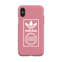 adidas OR Snap Case TPE HARDCOVER SS18 for iPhone X/Xs pink-1