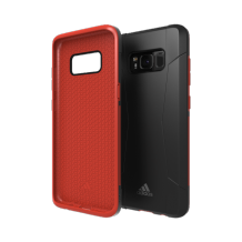 adidas SP Solo Case for Galaxy S8 black/red-1