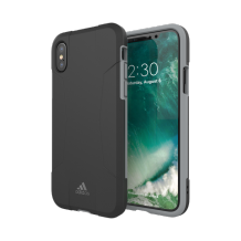 adidas SP Solo Case FW17 for iPhone X/Xs black/grey-1