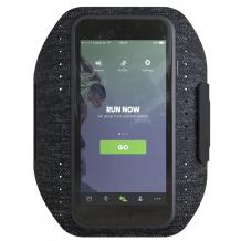 """Adidas Sport Armbånd til Telefoner op til 5.5"""" Sort-1"""