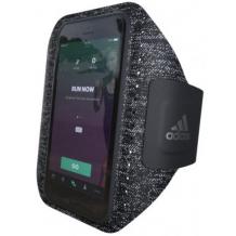 """Adidas Sport Armbånd til Telefoner op til 5.5"""" Sort"""