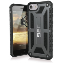 Apple iPhone 6/6S/7/8 Cover UAG Monarch Grå, Sort-1