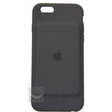Apple iPhone 6s Smart Battery Case charcoal gray-1