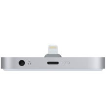 Apple iPhone Lightning Dock Space Grey ( ML8H2ZM/A )-1
