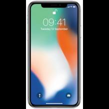 Apple iPhone X 256GB Sølv-1