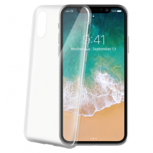 Apple iPhone XS Max Celly Gelskin TPU Cover -1