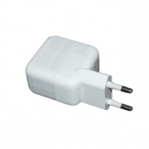 Apple - MD836ZM/A - Travel Charger Adapter - USB - White-1