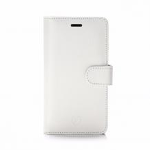 Asus ZenFone Live flipcover Redneck Prima Wallet Folio Hvid-1