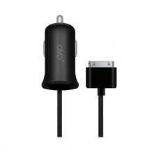 AVO+ car charger 1A 30pin black-1