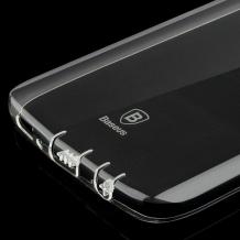 Baseus - ARSAS7EDGE-02 - Air Case TPU Cover/ TPU Case - Samsung G935F Galaxy S7 Edge - Transparent-1