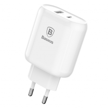 Baseus Bojure Series USB-C PD+U Quick Charger 28W-1