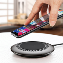 Baseus Whirlwind Wireless Quick Charger, Black-1