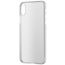 Baseus Wing Case for iPhone XS Max, White-1