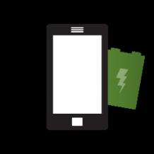 Nokia Lumia 820 Udskiftning af batteri