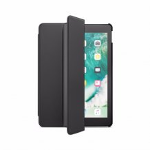 BeHello Smart Stand Case iPad (2017) Black-1