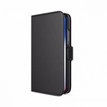 BeHello Wallet Folio iPhone X Black-1